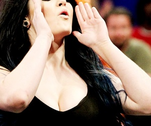 paige, wrestling, and wwe image