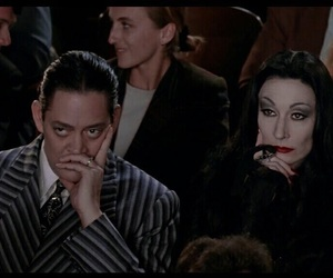 addams family, gif, and the addams family image