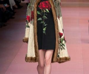 Dolce & Gabbana, fashion, and runway image