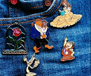 jeans and pins image