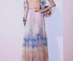 dresses, fashion, and mode image