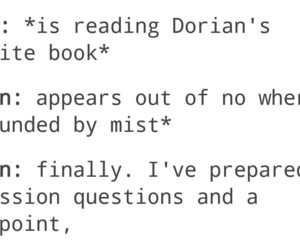 books, dorian, and throne of glass image