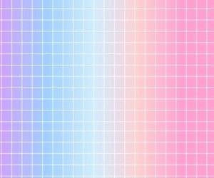 arcoiris, azul, and blue image