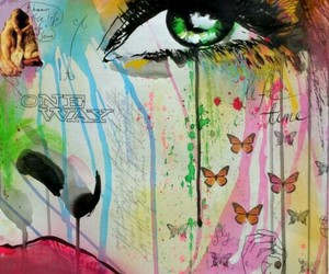 art, painting, and loui jover image