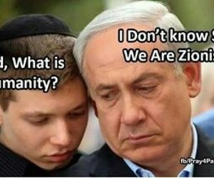 palestine and zionist image
