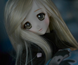 anime, dollfie dream, and bjd image