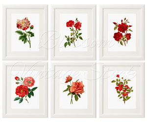 decoration, etsy, and red image