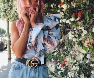 coachella, love, and fashion image