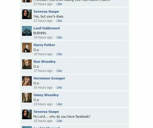fandom, ginny weasley, and harry potter image