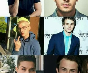 13 reasons why and boys image