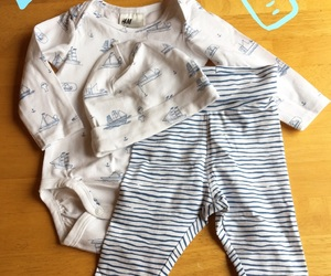 baby, baby boy, and baby clothes image