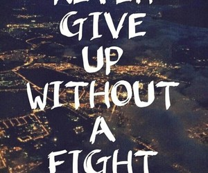 city, inspirational, and fight image