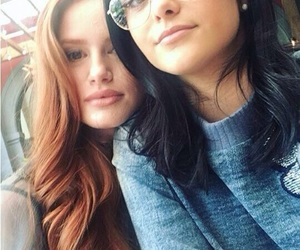 camila mendes, riverdale, and madelaine petsch image