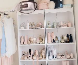 luxury, closet, and girly image