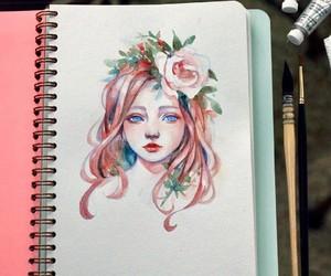 art, artwork, and creativity image