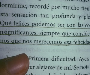 frase, libro, and chicatumblr image