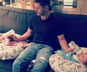 arrow, dean winchester, and daddy image