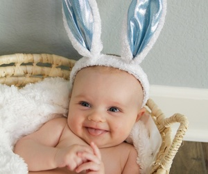 baby babies easter image