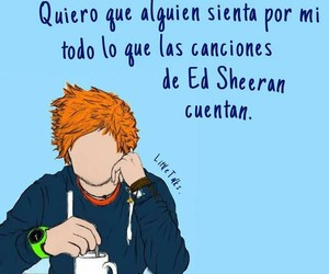 love, frases, and ed sheeran image