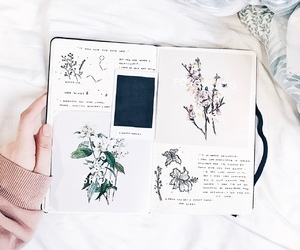 art, studyblr, and journal image