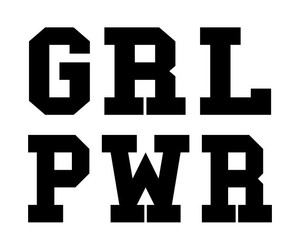 black, girl, and GRL image
