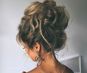 amazing, beauty, and hair image