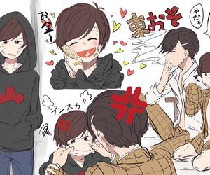 tougou, osomatsu-san, and osomatsu image