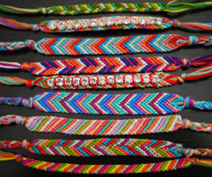 bracelet and friendship bracelets image