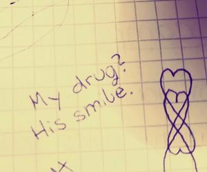 crush, drug, and imagination image