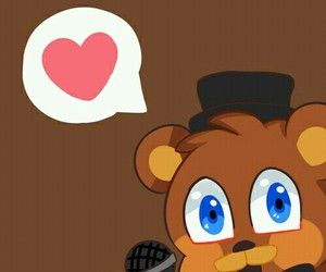 fnaf, Freddy, and five night at freddy's image