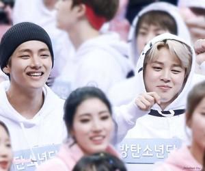 jin, bangtan boys, and jungkook image