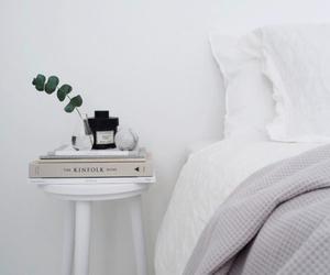 bedroom, interior, and minimal image