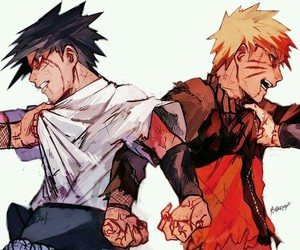 naruto, anime, and art image
