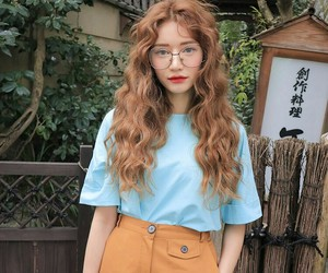 fashion, japan, and korean girl image