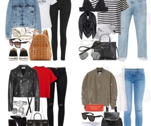 clothes, outfits, and school outfits image