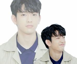 got7, jinyoung, and mark image