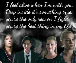otp, riverdale, and bettycooper image