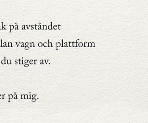 svenska, ord, and poesi image