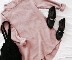 dress, pink, and classycgal image