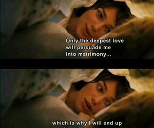 pride and prejudice, quotes, and keira knightley image