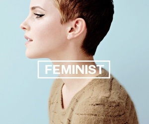 emma watson and feminist image