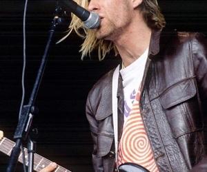 cool, kurt cobain, and music image