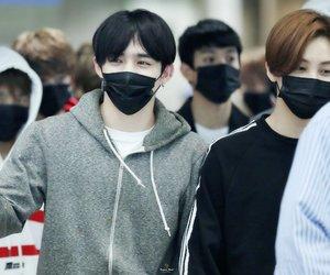 kpop, jeonghan, and Seventeen image