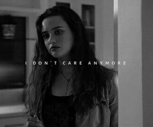 13 reasons why, hannah baker, and katherine langford image