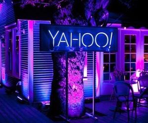 glow, neon, and purple image