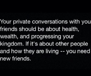 quote and good friends image