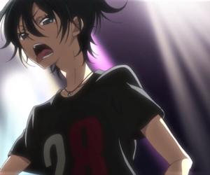 anime, blue eyes, and manga image