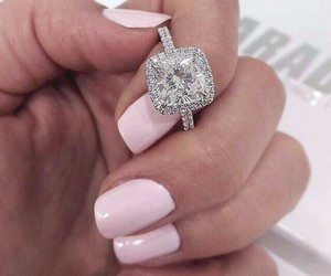 fashion, ring, and luxury image