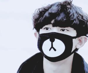 chanyeol, exo, and kpop image