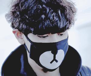 exo, chanyeol, and edit image